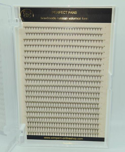 Wimpern - Fächer - perfect handmade volumen fans  (600-1000Stk. 3D-6D )