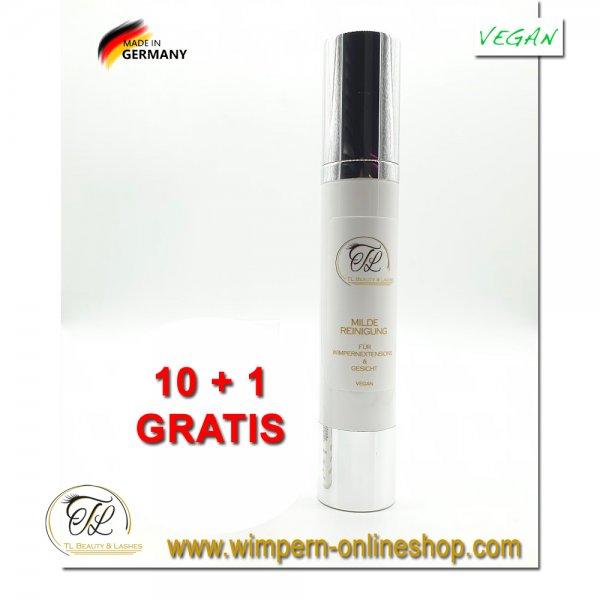 milde Reinigung - Schaum - 50ml