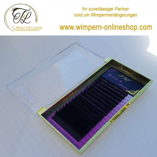 Wimpern - Gold Edition