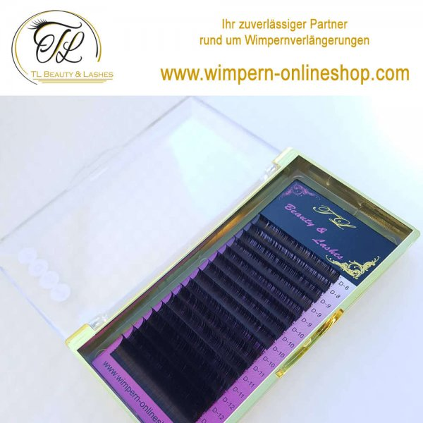 Wimpern - Flat Gold Edition