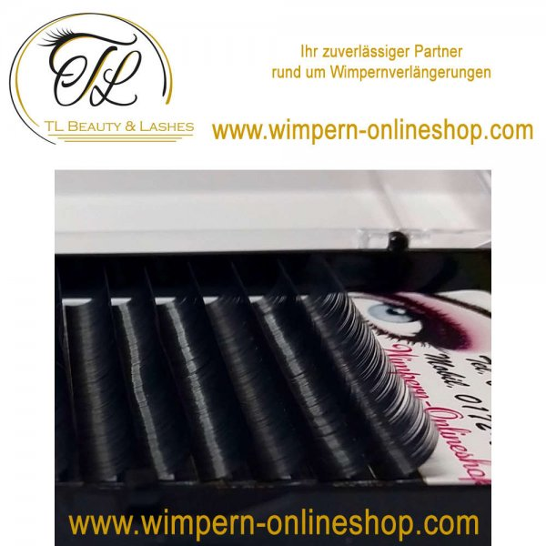 Wimpern - Silk Edition